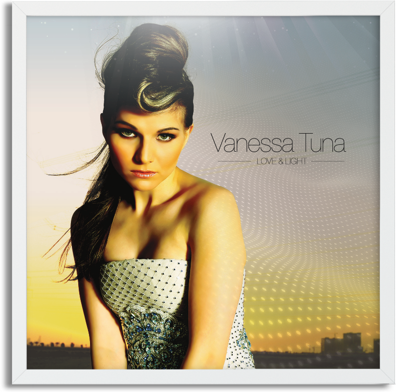 Debut Album Love & Light Vanessa Tuna